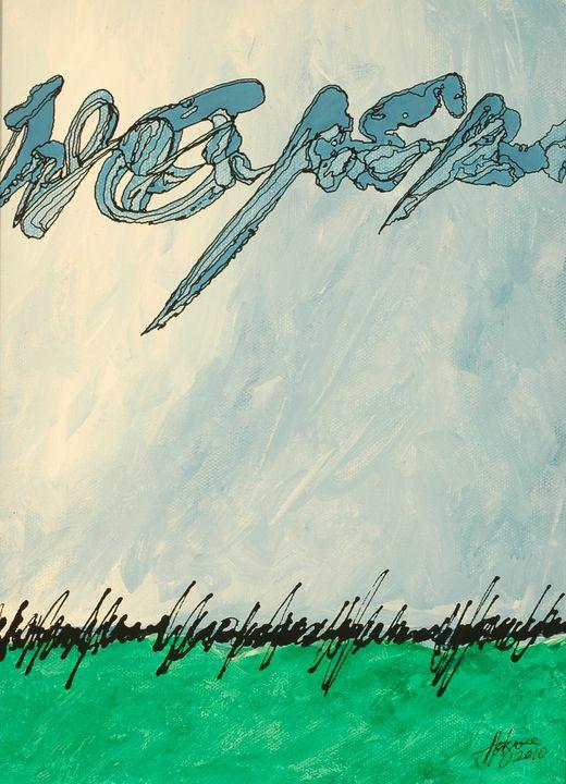 """The Commission #06"" - Ron Hartgrove"