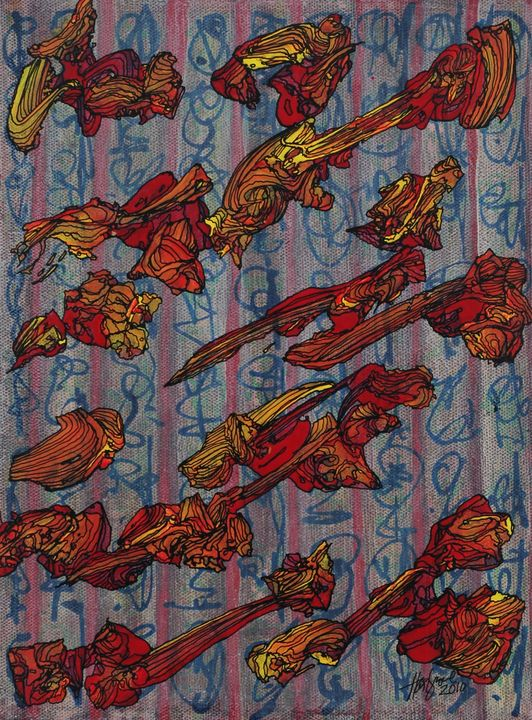 """The Commission #07"" - Ron Hartgrove"