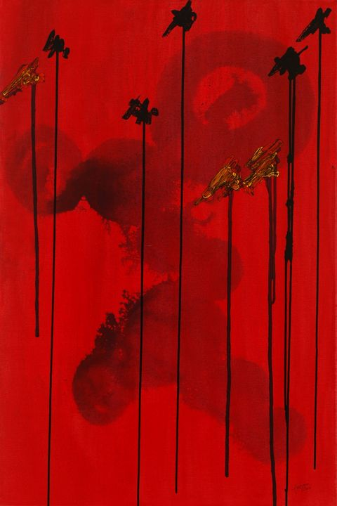 """The Commission #32"" - Ron Hartgrove"