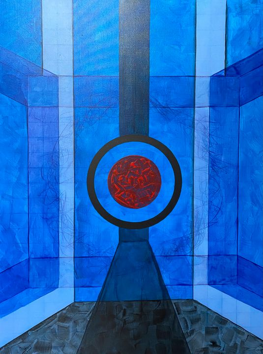 The Grid Series #3 - Ron Hartgrove