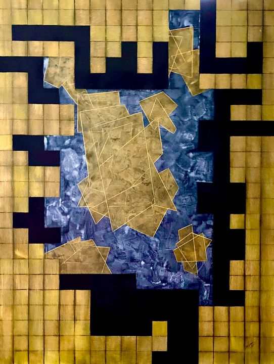 The Grid Series #4 - Ron Hartgrove
