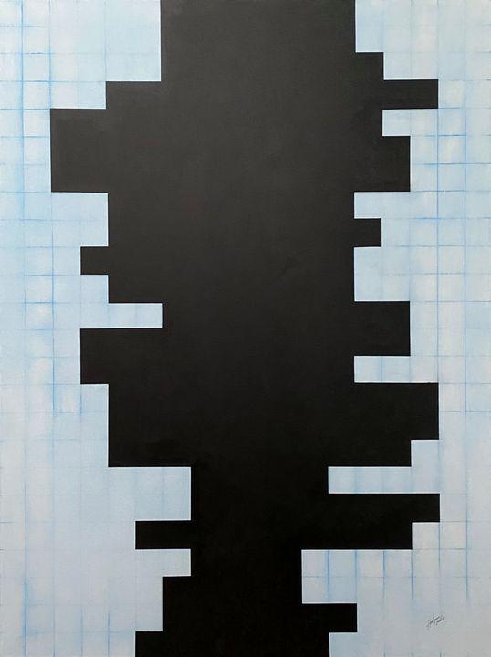 The Grid Series #6 - Ron Hartgrove