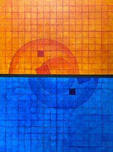 The Grid Series #8 - Ron Hartgrove