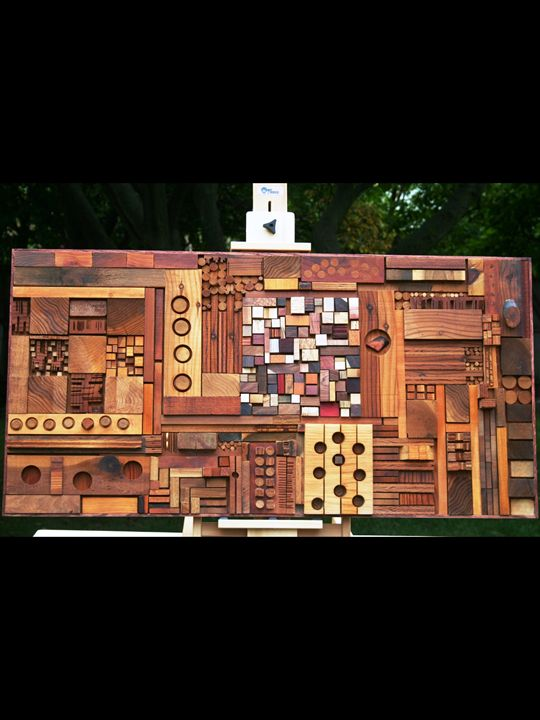 Integration - Wood assemblages