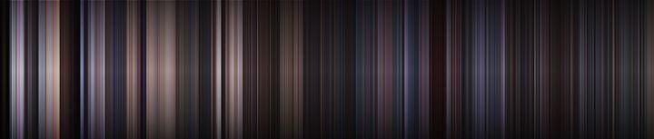 Star Wars IV: A New Hope Spectrum - Movie Spectrums