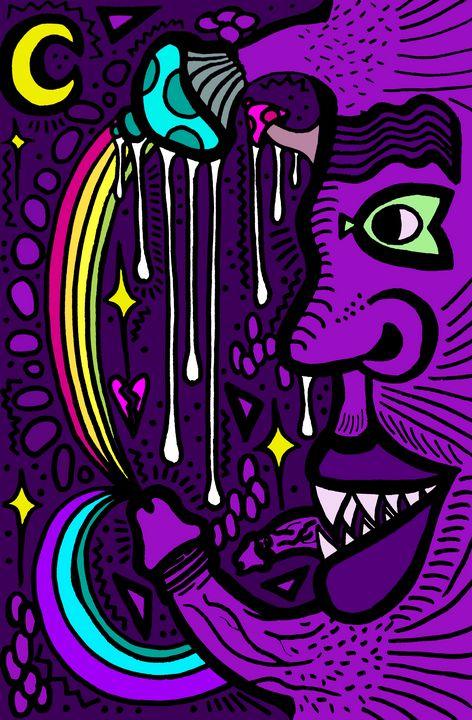WET DREAM - STELLACIOUS ART