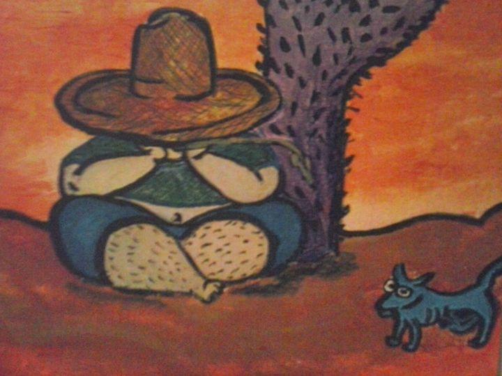 desert - Ananda Art Works