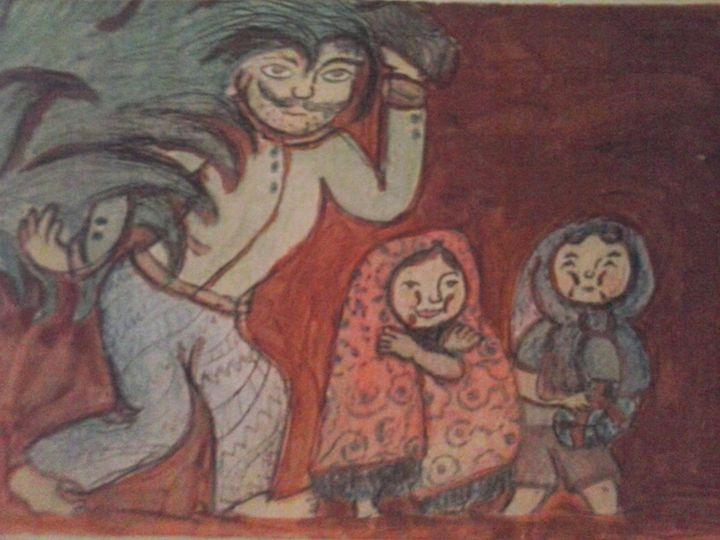 family - Ananda Art Works