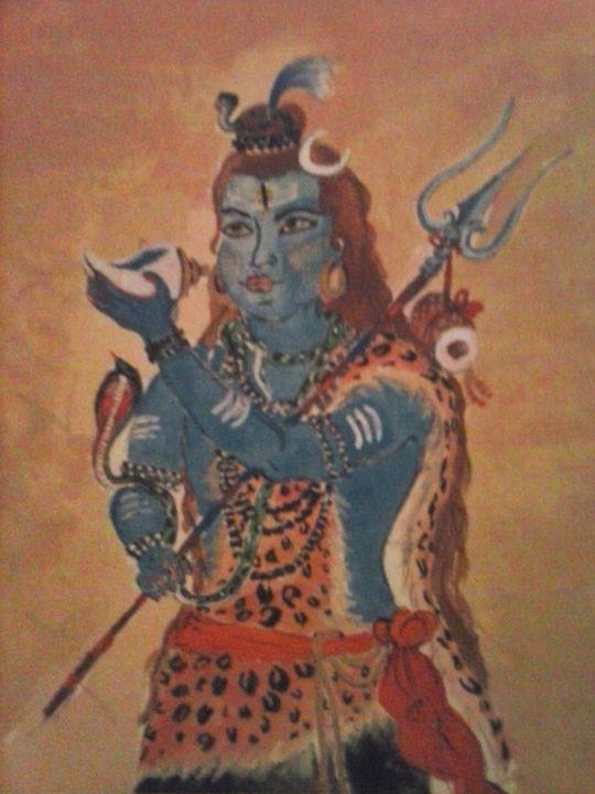 shiva - Ananda Art Works