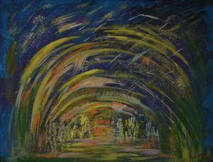 Moon Light, contemporary artwork.