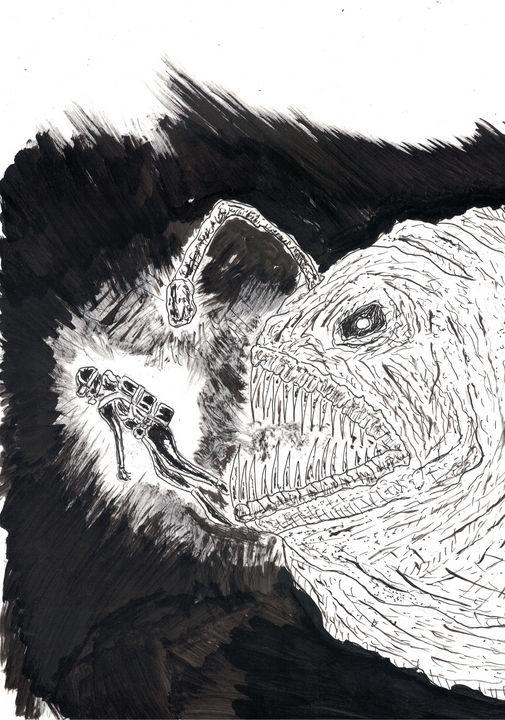 Catch of The Day - Izzo Artworks (Anthony Izzo)