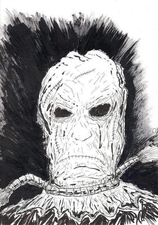 Horror Sketch - Izzo Artworks (Anthony Izzo)