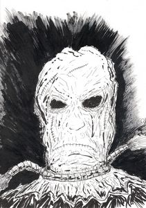 Horror Sketch