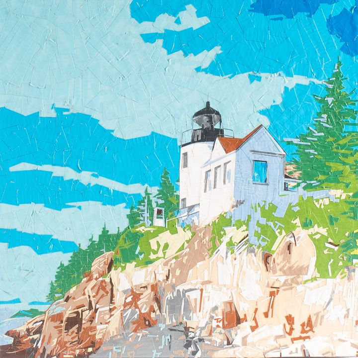 Acadia - Ezetary Art