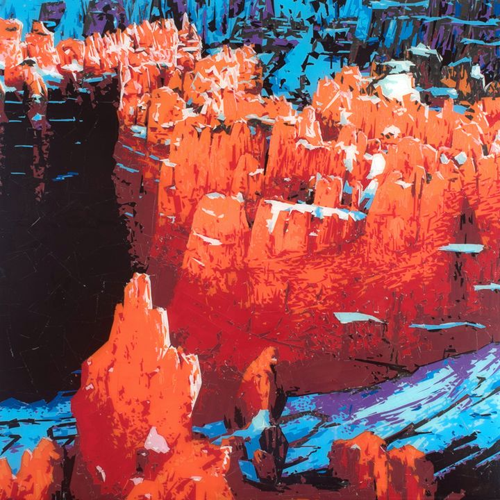 Bryce Canyon - Ezetary Art