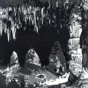 Carlsbad Caverns - Ezetary Art