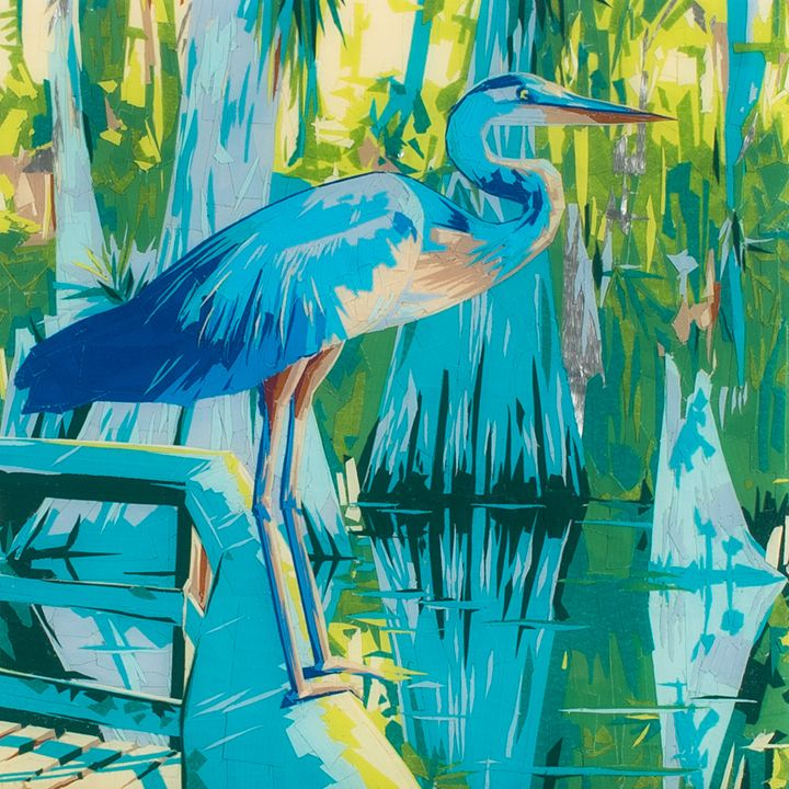 Everglades - Ezetary Art