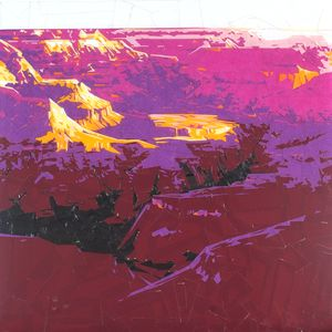 Grand Canyon - Ezetary Art