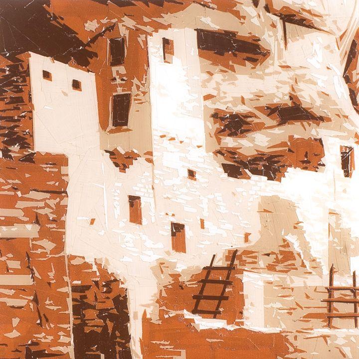 Mesa Verde - Ezetary Art