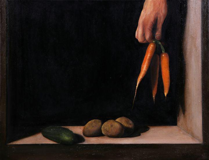 Carrot - Guella Art