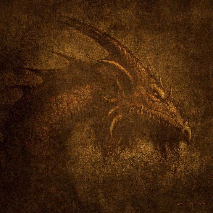 Gold Dragon - WelbornWorks