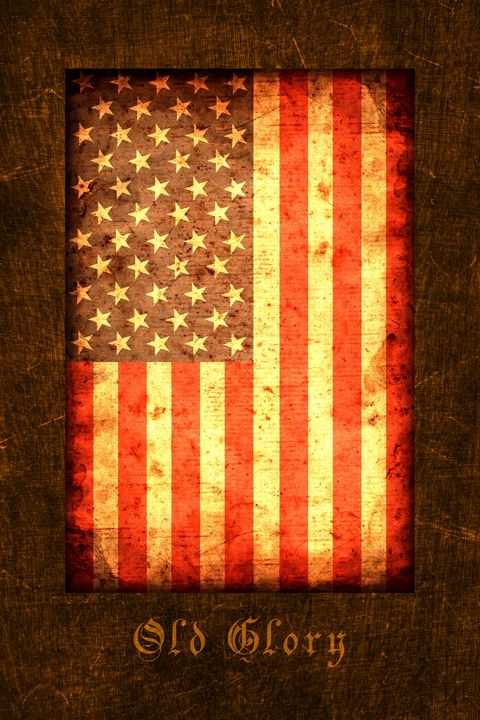 Old Glory - WelbornWorks