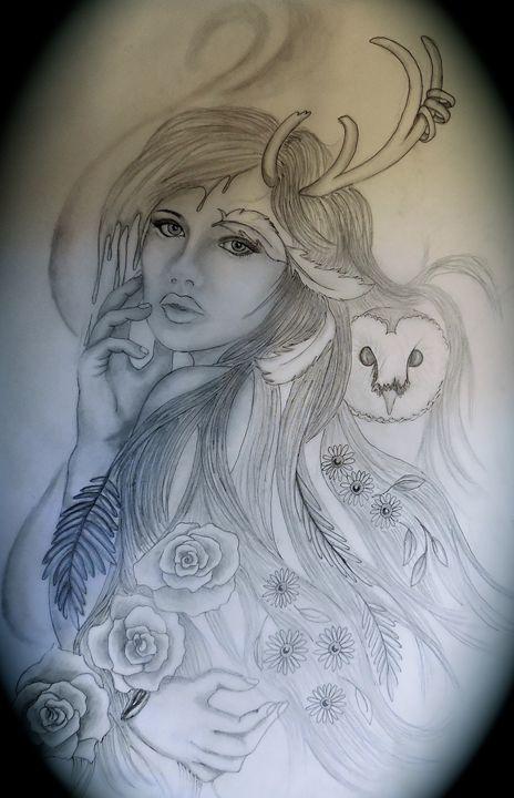 Beautiful Banshee - Sarah Zywicki Gillgam