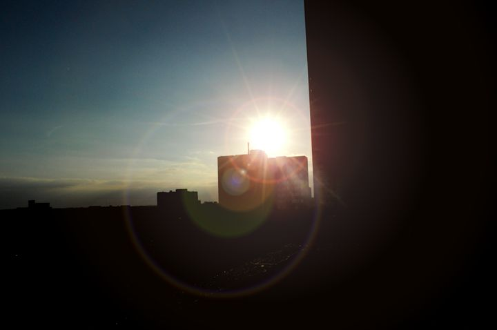 Sunshine - Amanda Vogtman