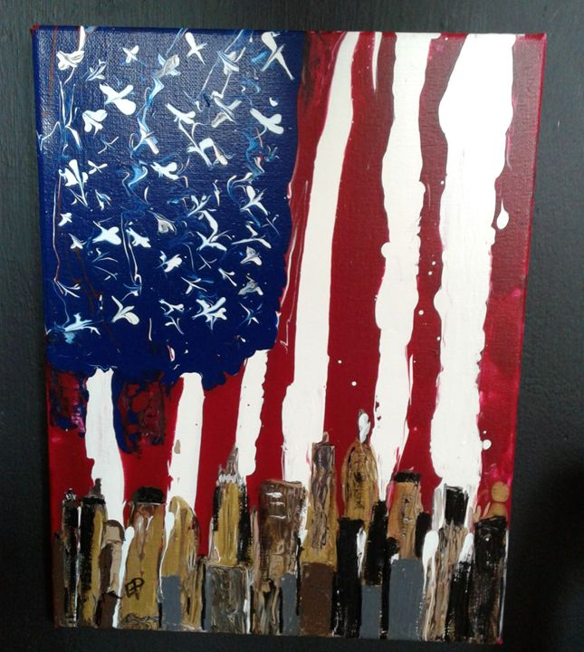 9-11 - Elly's Paintings