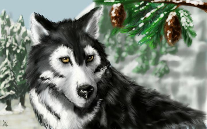 The Wolf - Lyn Chapman