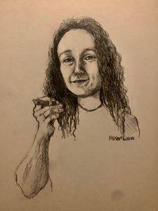 Cigar Girl