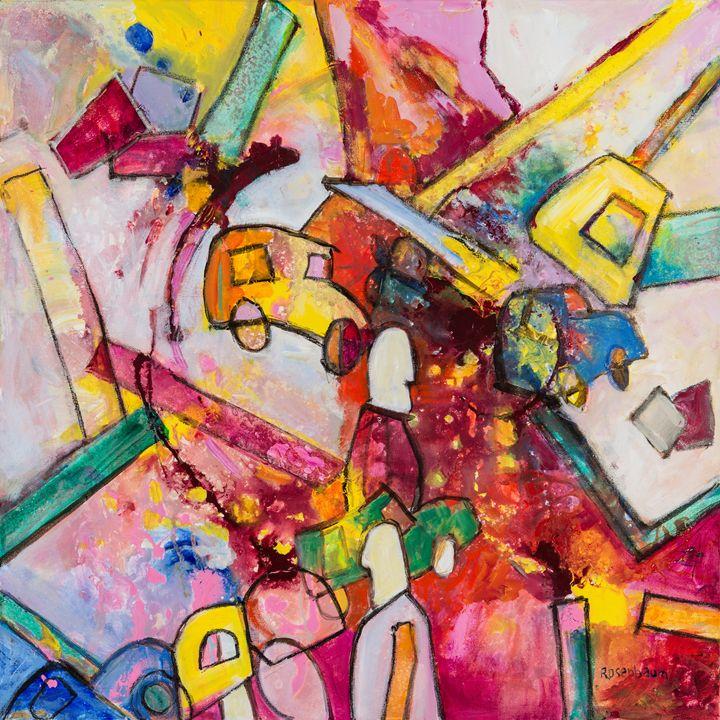 Traffic I - The Artist's Studio