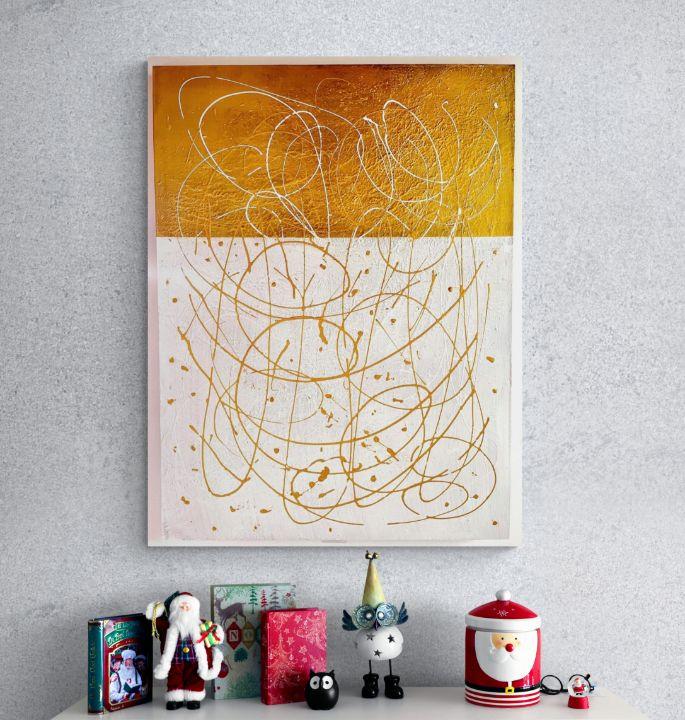 Golden Splash - Anna Sizykh