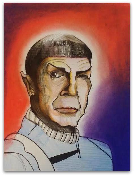 Spock - Justin Bullock