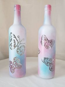 Butterfly decor - Tina Sharee Designs