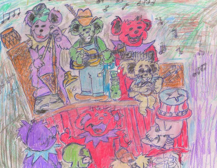 Country bear jambree - House of l