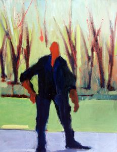 Landscape Figure