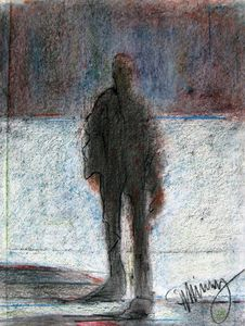 Evening Figure