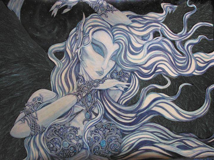 Goddess of Night - The Morrigan