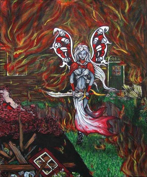 War - The Morrigan