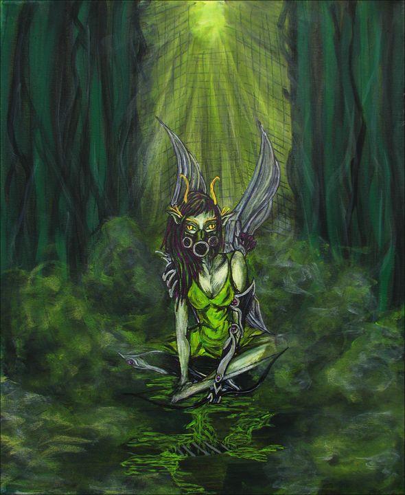 Pestilence - The Morrigan