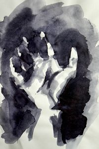 Hand in the Dark - Ink