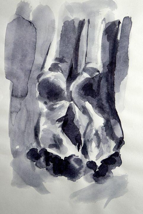 Feet in the Dark - zaCHANGE gallery