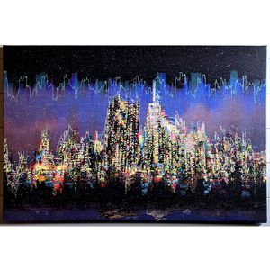 New York Heartbeat - Josh Cooper Fine Art
