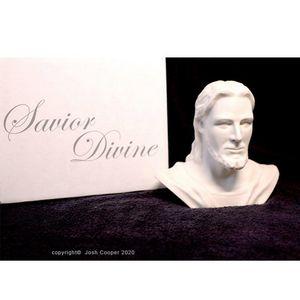 Savior Divine - Josh Cooper Fine Art