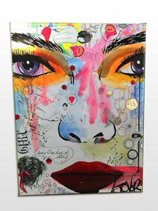 Embellished POP ART