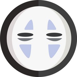 No Face Logo