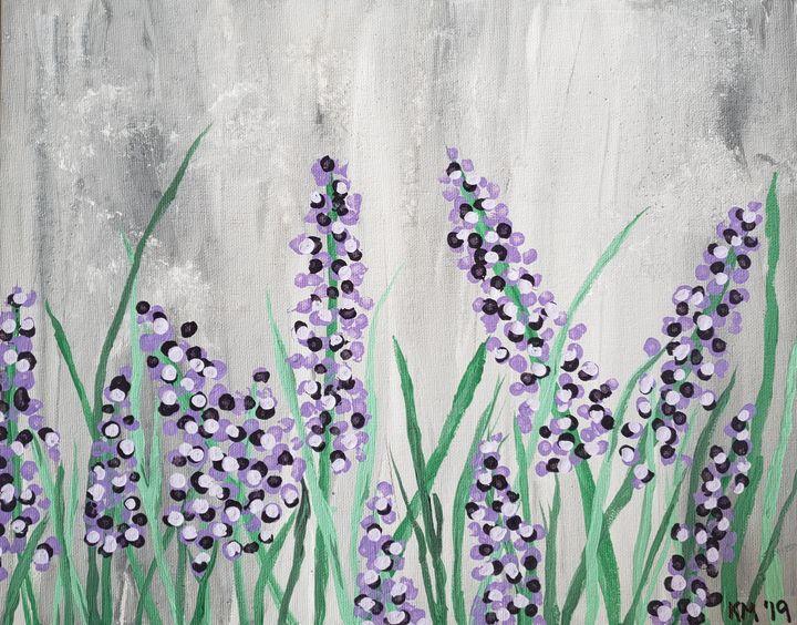 Lavender Fields - Kimberly McFarland