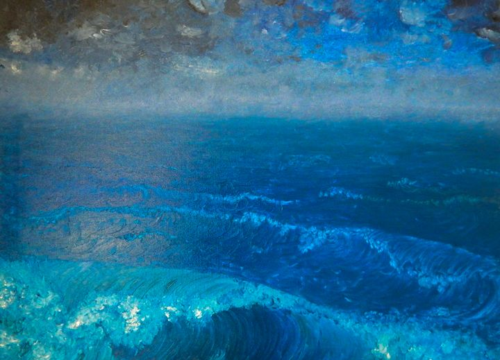 waves - Nicolae Marius David
