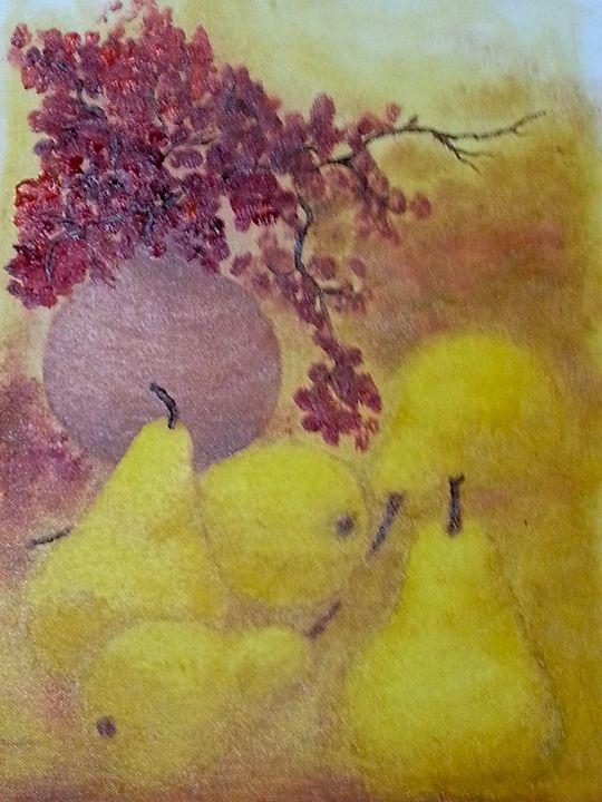 loving fruits of fall - Nicolae Marius David